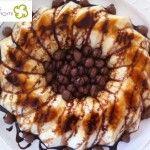 Flan de Chocolate blanco con Thermomix