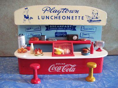 Coca Cola Lunchenette