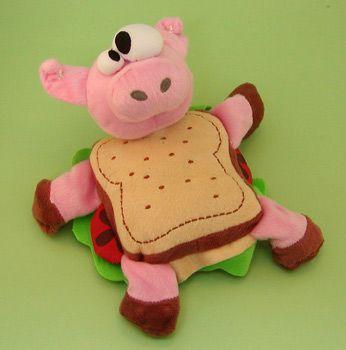 Piggy Pet Toy (013014)