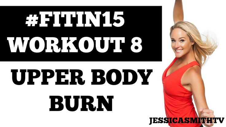 """# FITIN15 #Workout 8: """"Üst Vücut Yanığı"""" Tam Boy 15 Dakika Yağ Yakma …"""