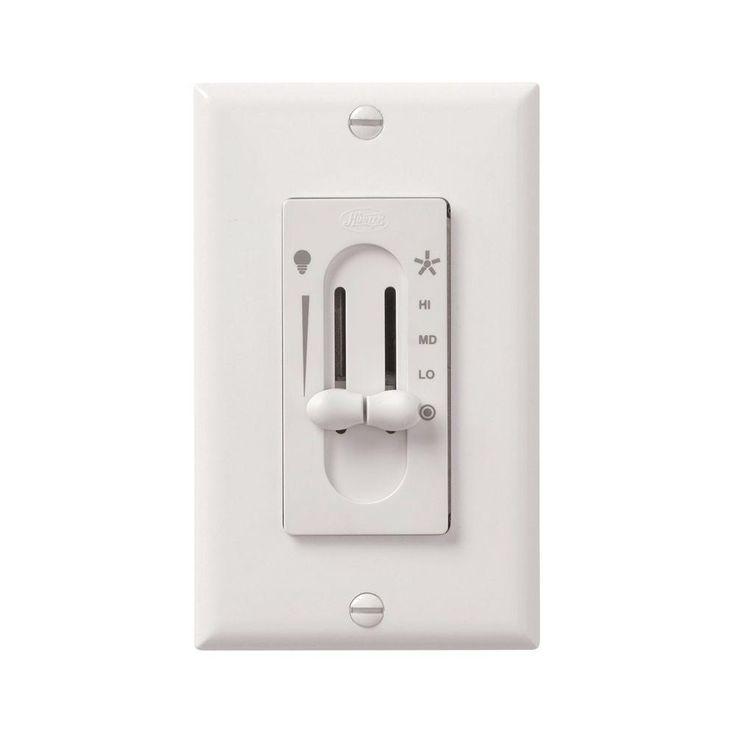 Best 25 bathroom fan light ideas on pinterest bathroom - Bathroom exhaust fan control switch ...
