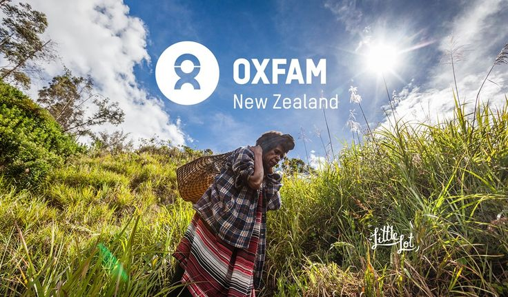 Little Lot | Welcome from Oxfam from Oxfam New Zealand | Feb 20