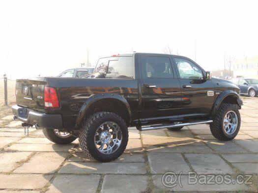 Dodge Ram 1500 Longhorn 5.7 Hemi 2012 - 1