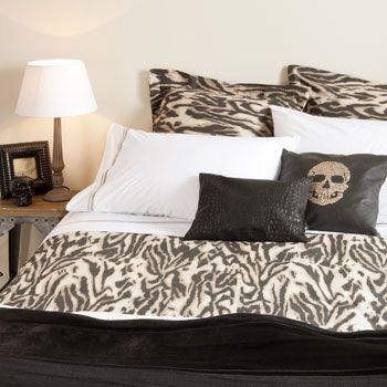 Zara Home Animal Print Bed Linen