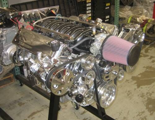 Chevy LS series engines: LS1, LS2, LS6, LS7, LSX - CamaroTech.com
