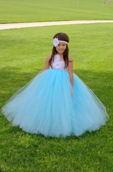 Hey, I found this really awesome Etsy listing at https://www.etsy.com/listing/180257850/tiffany-blue-flower-girl-dress