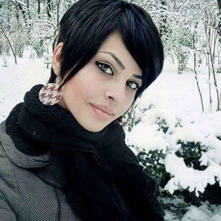 6 ''Corto Nero Parrucca Acconciature Parrucca Sintetica Donne Femminile A Buon Mercato Capelli corti Parrucche Per Le Donne Nere Parrucche Per Le Donne Europee peli