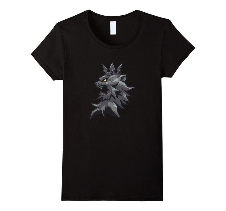 Overwatch Reinhardt Emblem Spray Tee Shirt