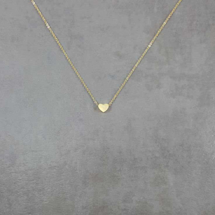 A persons heart is the most important part about themselves. This dainty piece would be a great reminder of how big your heart is. The symbol of a heart stands for love, compassion, friendship, and fa