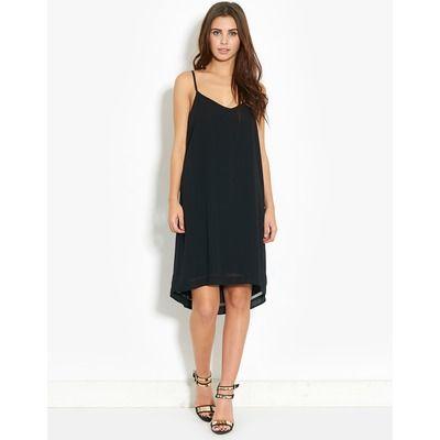 Vero Moda Pu Strap Cami Dress