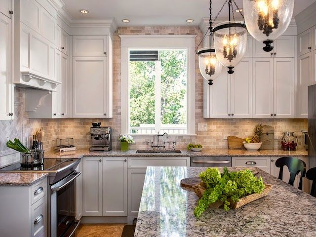 White Kitchens With Smokey Crest Quartz Kitchen Countertops