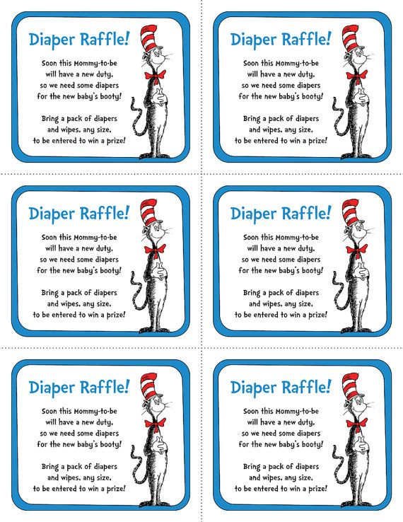 diaper derby baby shower game instructions