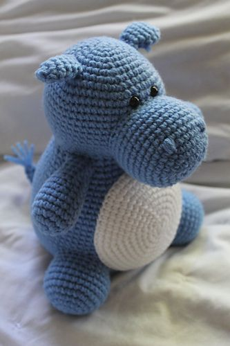 Introducing Hilda the Hippo!