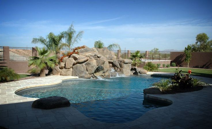 77 best images about pool designs on pinterest pools for Pool builders in az