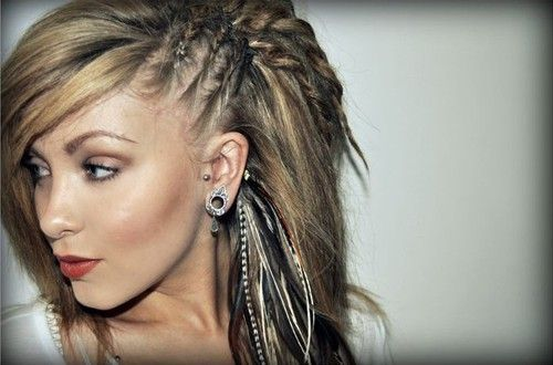 Love Punk Hairstyle ? wanna give your hair a new look ? Punk Hairstyle  is a good choice for you. Here you will find some super sexy Punk Hairstyle ,  Find the best one for you, #PunkHairstyle #Hairstyles #Hairstraightenerbeautynhttps://www.facebook.com/hairstraightenerbeautyn