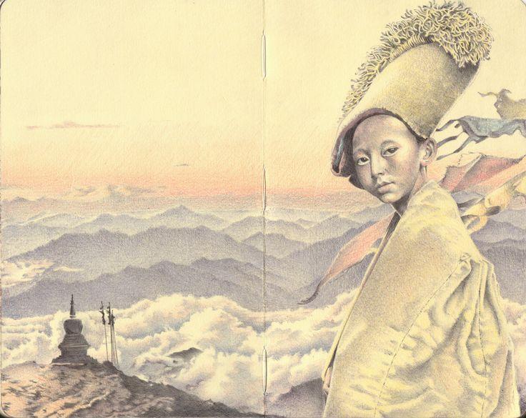 the colors of Tibet   Flickr - Photo Sharing!Попский Ростислав
