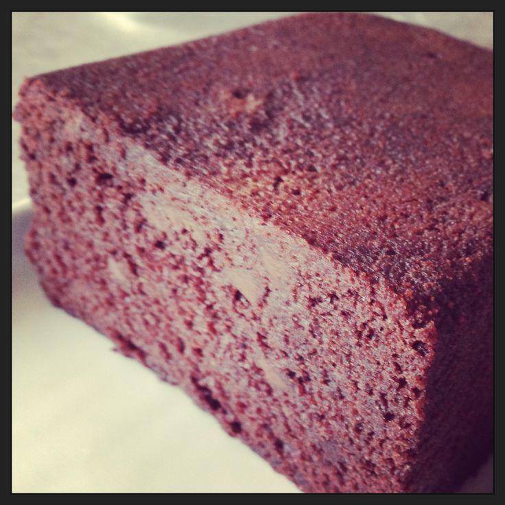 Cake au chocolat à la fleur de sel - C& Choux