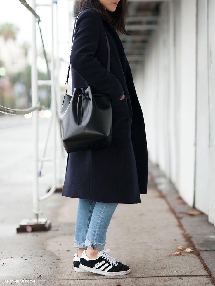fancy adidas gazelle women's outfit sneakers