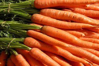 carrot yogic food