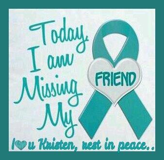 for Kristen♥: Cervical Cancer, Kristenzkure Org