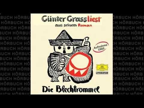 Die Blechtrommel 1v2. Hörbuch von Günter Grass