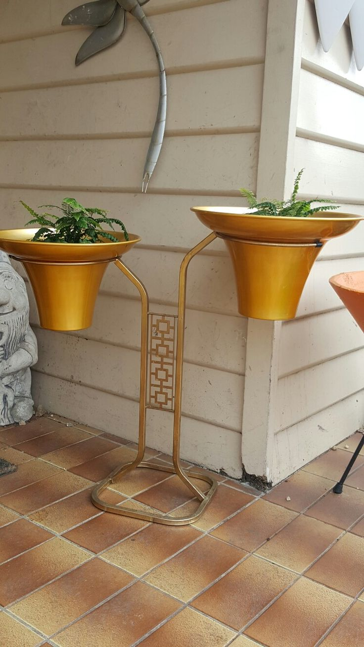 51 best *Anodised Atomic mid century vintage retro plant stands and ...