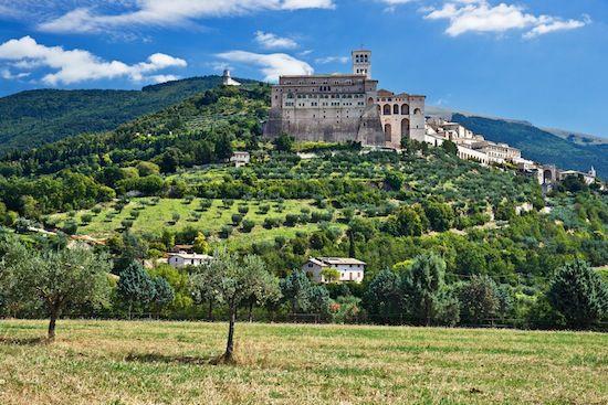 Day 2 Across Italy Escorted Tour #assisi #traveltoitaly
