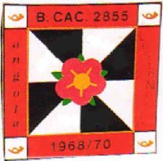Comando do Batalhão de Caçadores 2855 Angola 1968/1970