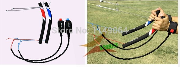 ==> [Free Shipping] Buy Best free shipping high quality Traction Kites control bar EVA used for 2-5square meters power kite surf parachute paraglider Online with LOWEST Price | 1984932624