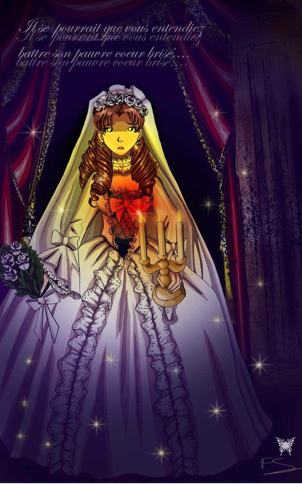 Phantom Manor The Bride By Lady Knight On Deviantart