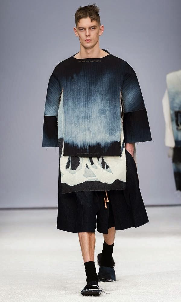 Ximon Lee Fall Winter 2015
