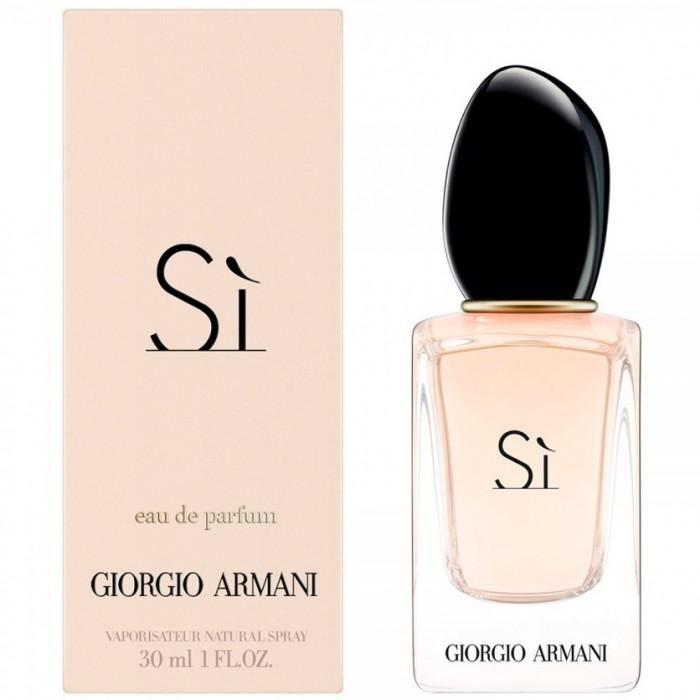 Giorgio Armani Si - parfémovaná voda  30 ml