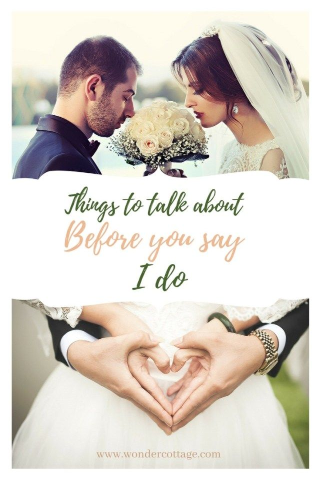 5 Important Things To Talk About Before You Get Married The Wonder Cottage Wedding Preparation Wedding Event Planning Wedding Guest Book