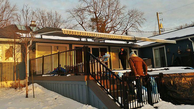 KESWICK 2, 17x12 roof mount Artistocrat