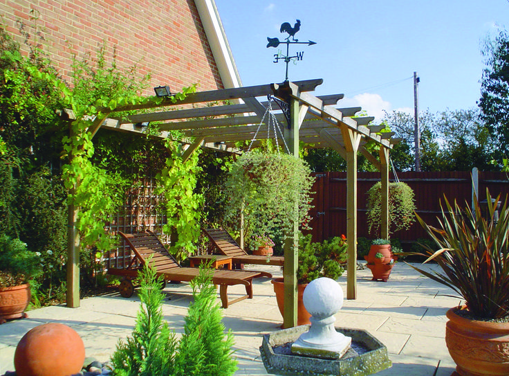 Find This Pin And More On Garden Shelters U0026 Pergolas By Jacksonsfencing.
