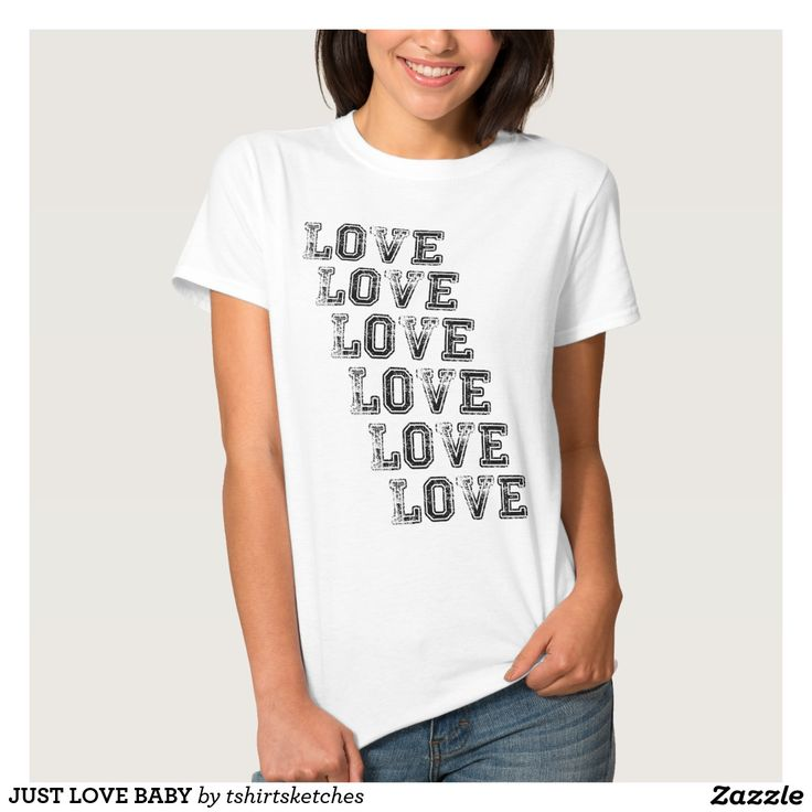 JUST LOVE BABY T SHIRTS