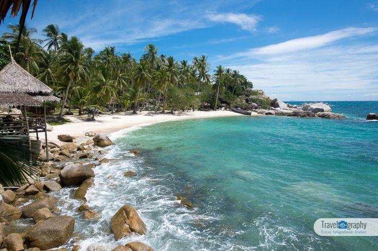 Koh Tao, die Schildkröteninsel, liegt in Mitten des Golfs von Thailand und ist Anlaufstelle für zahlreiche Backpacker und Tauchanfänger.