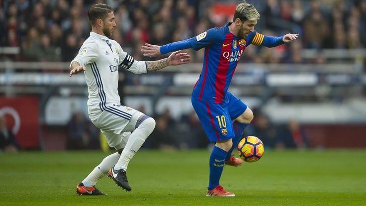 Horario Real Madrid vs Barcelona 2017 y canal para ver El Clásico - https://webadictos.com/2017/04/22/horario-real-madrid-vs-barcelona-2017/?utm_source=PN&utm_medium=Pinterest&utm_campaign=PN%2Bposts