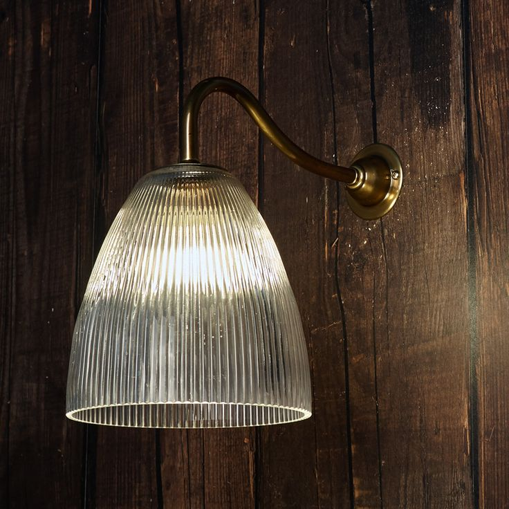 The prismatic effect of this light casts a beautiful dappled light - it cries out for a classy filament bulb