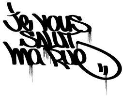 Resultado de imagen para letra tipo firma graffiti