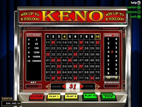 Salah satu tips dalam bermain keno online adalah mengetahui jenis tiket. Dengan mengetahui tiket yang Anda miliki, maka akan membantu mengetahui jenis taruhan Anda.