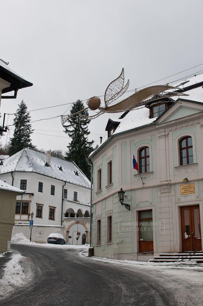 Banská Štiavnica - Antona Pécha - Old building of hospital https://www.google.com/maps/d/viewer?mid=1peiLhfLGVISgg9Ia7zYOqWecX9k&usp=sharing