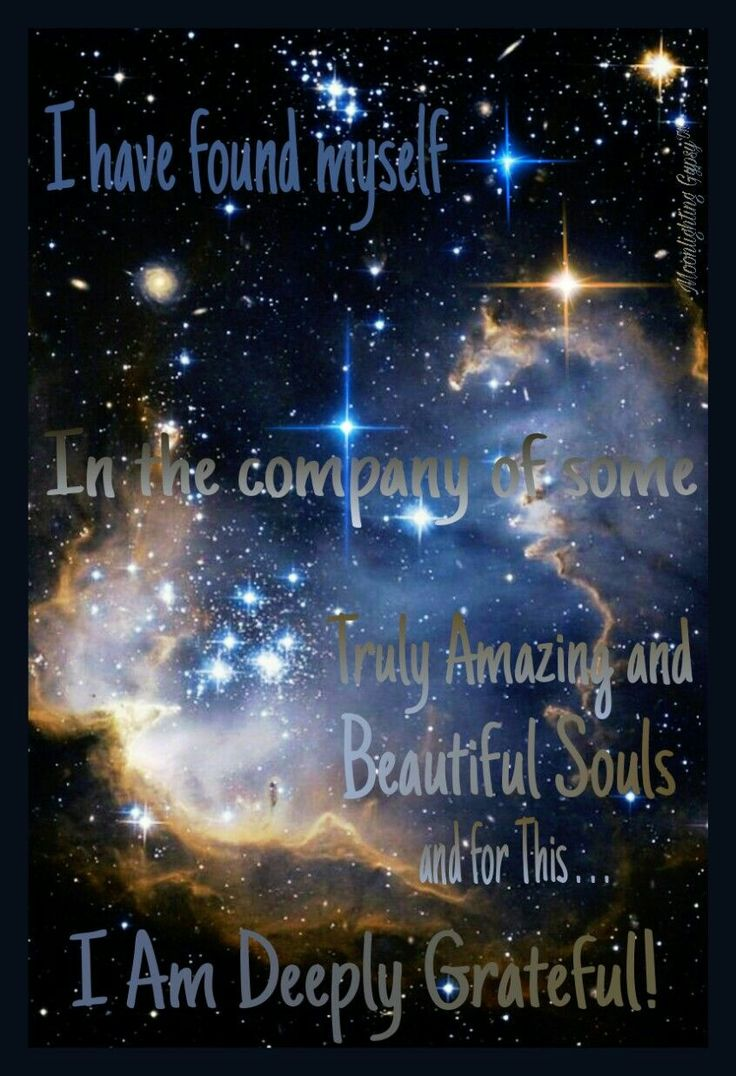 I have found myself in the company of some Truly Amazing and Beautiful Souls and for This ~ I Am Deeply Grateful ⊰♡⊱