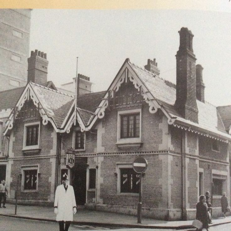 The Talbot Hotel, now Prudential House
