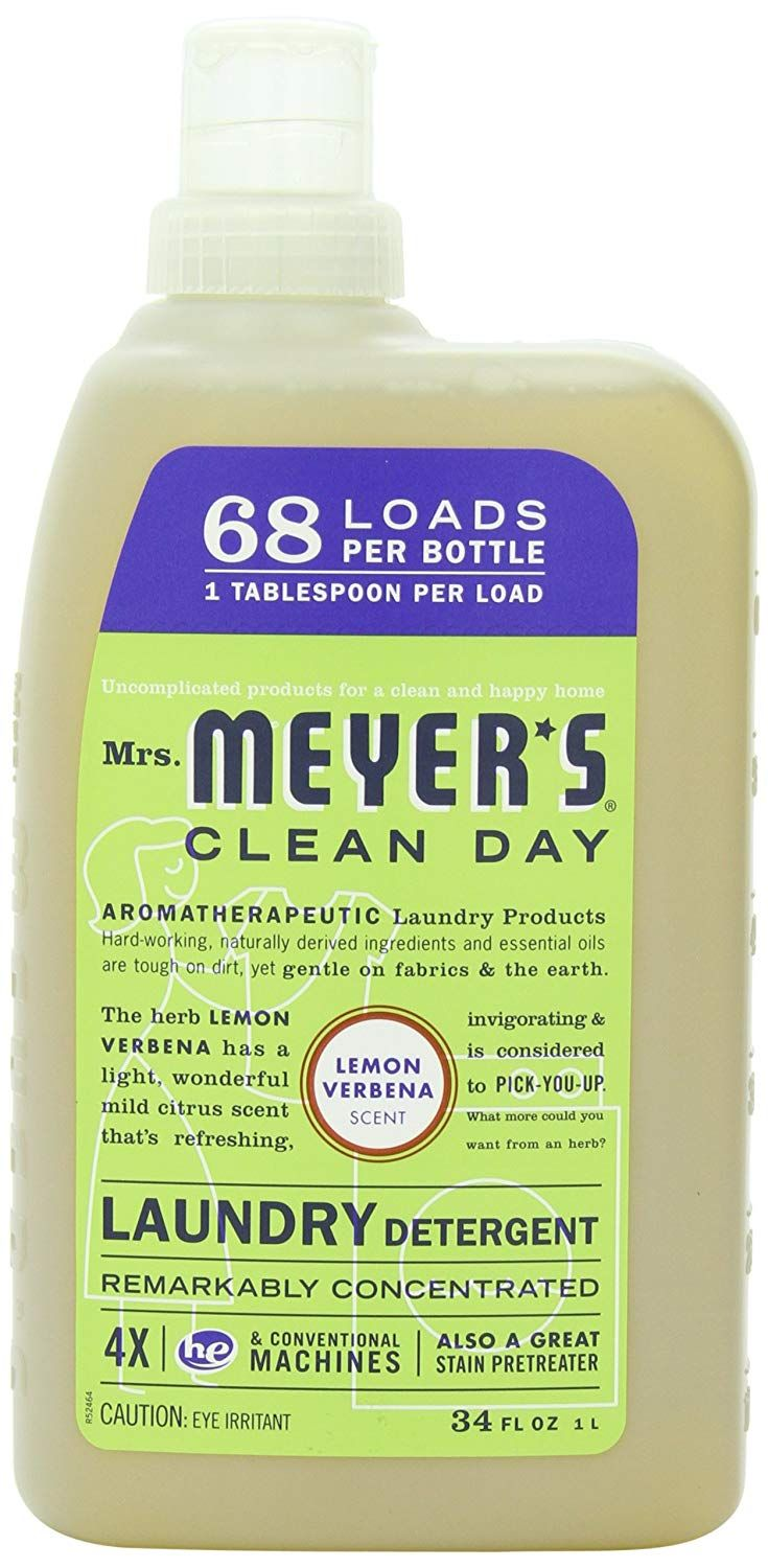 Mrs Meyer S Clean Day Lavender Laundry Detergent 68 Loads 4x Good