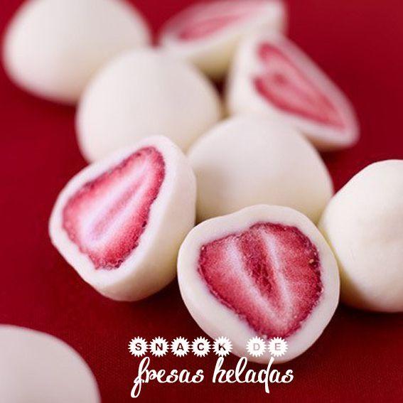 Strawberry-Yoghurt-Dips