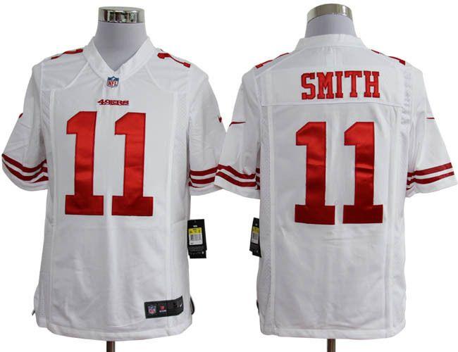 san francisco 49ers 11 alex smith name number super bowl xlvii ... 49e08c8e8