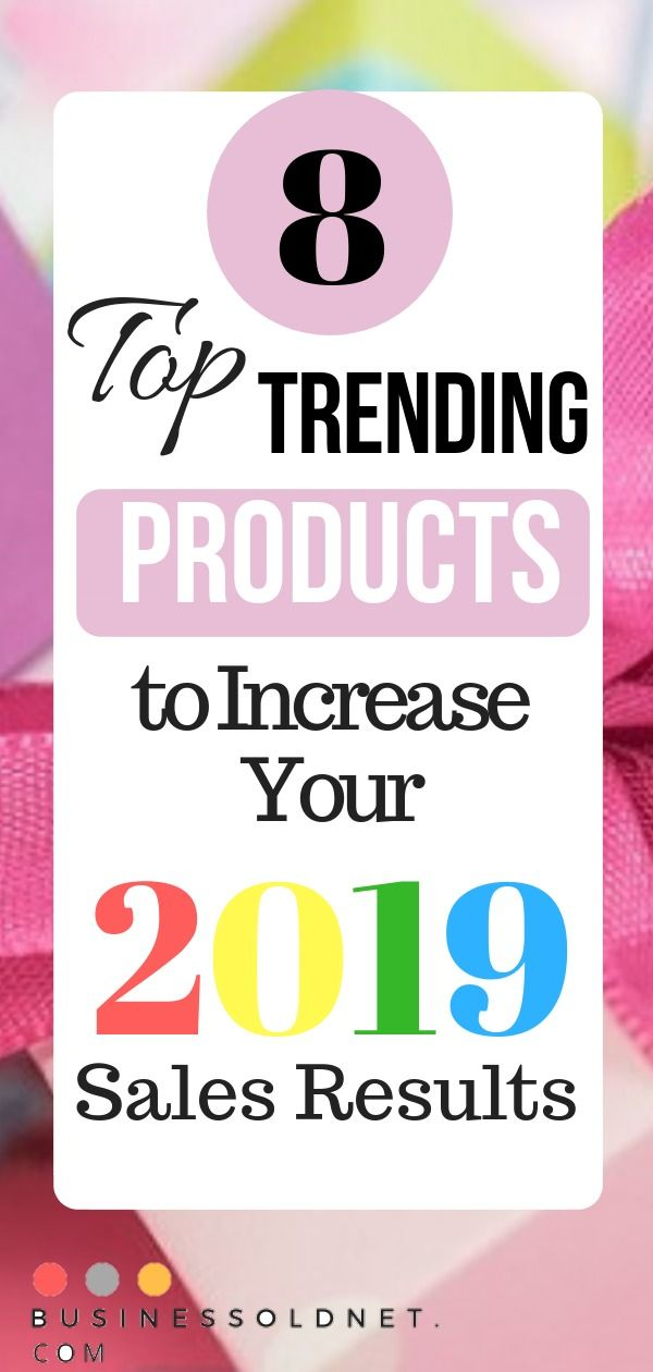 Top 8 Best Trending Products To Sell Online To Make Money