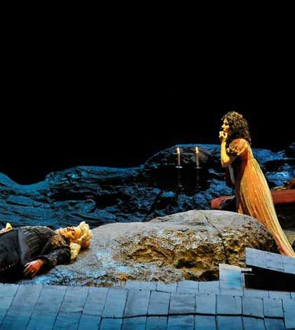 Nuovo allestimento per la Tosca di Giacomo Puccini alla Fenice di Venezia