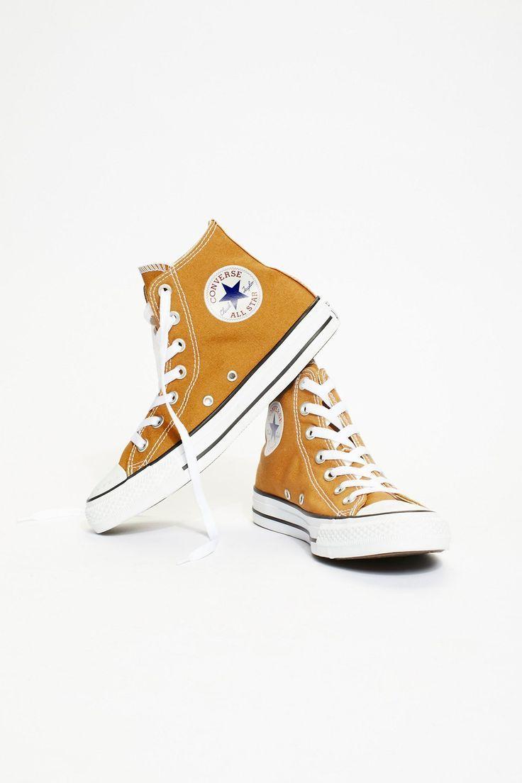 Charlie Hi Top Converse | Fashion in 2019 | Converse sneaker